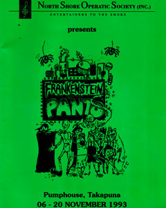 Frankenstein The Panto - 1993