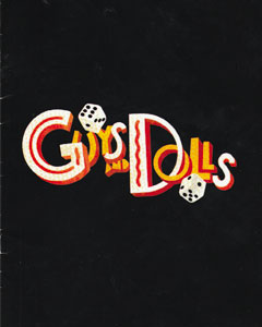 Guys And Dolls - 2001
