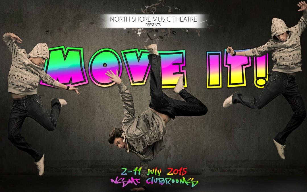 Move It! Cast Announcement!