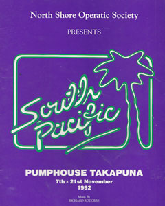 South Pacific - 1992