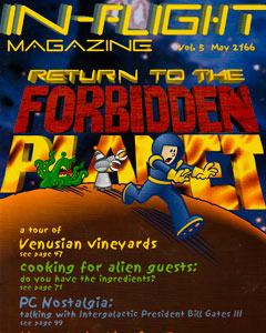 Return To The Forbidden Planet - 2000