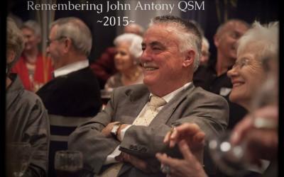 John Antony QSM