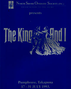 The King And I - 1993