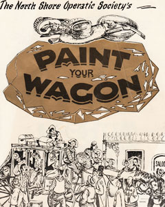 Paint Your Wagon - 1972