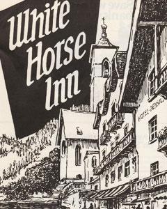 White Horse Inn - 1976
