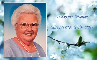 Marjorie Burnett
