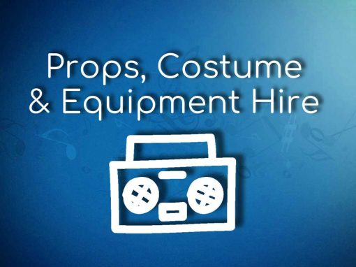 Prop, Costume and Equipment Hire