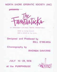 The Fantastiks - 1978