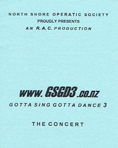 Gotta Sing, Gotta Dance 3 - 1997