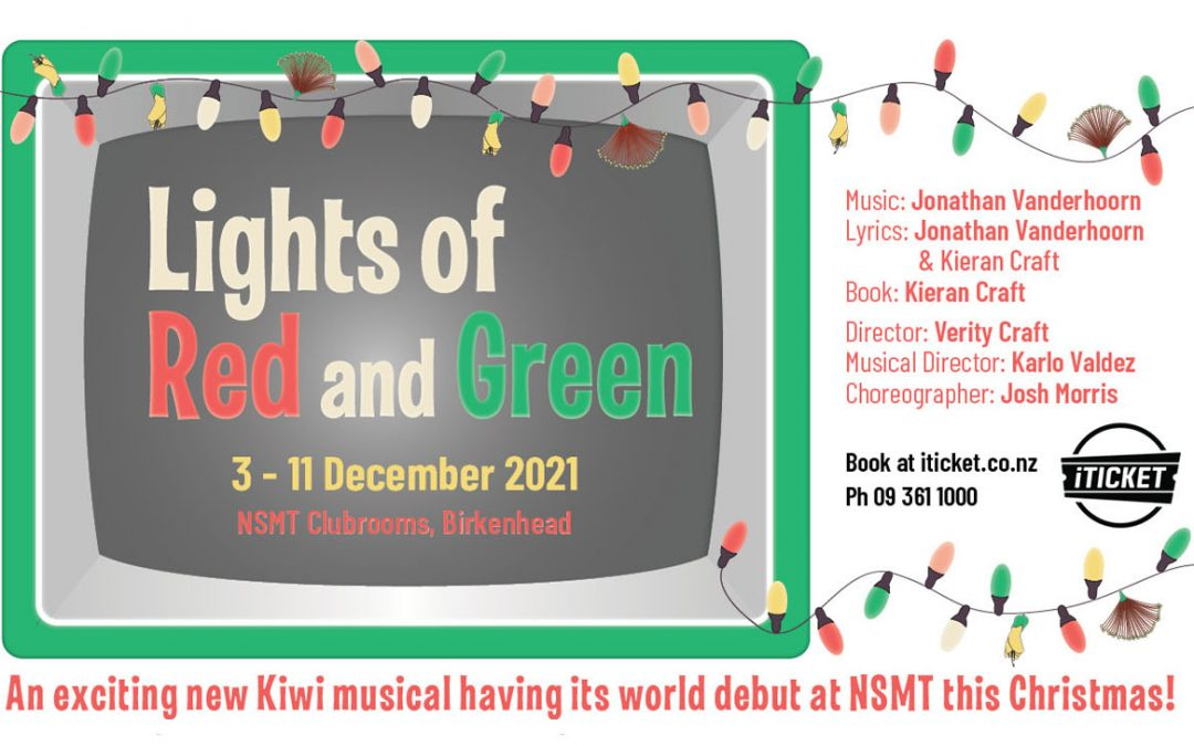 """""""Lights of Red and Green"""" – TICKETS ON SALE NOW!"""