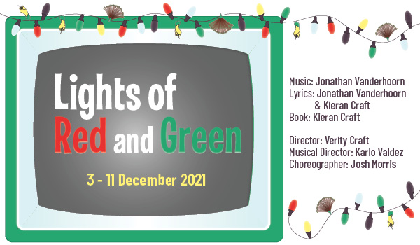 """""""Lights of Red and Green"""" – show announcement!"""